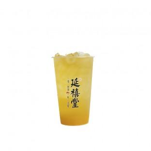 格格一芒就生气 Mango Sparkling Jasmine Tea