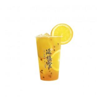 百橙赐福 Passion Fruit Orange Fruit Tea