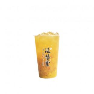 阿哥莓有芒 Strawberry Mango Fruit Tea