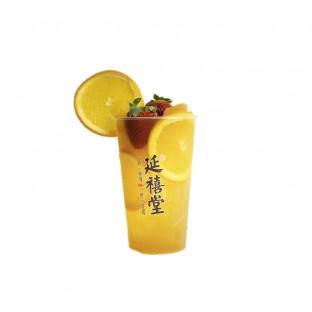皇室亲王水果茶 Royal Prince Fruit Tea