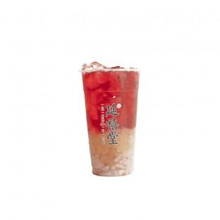 明玉与璎珞 Blueberry Roselle Strawberry w Nata & Aloe Vera