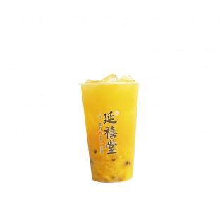 黄袍加身 Passion Fruit Mango Fruit Tea